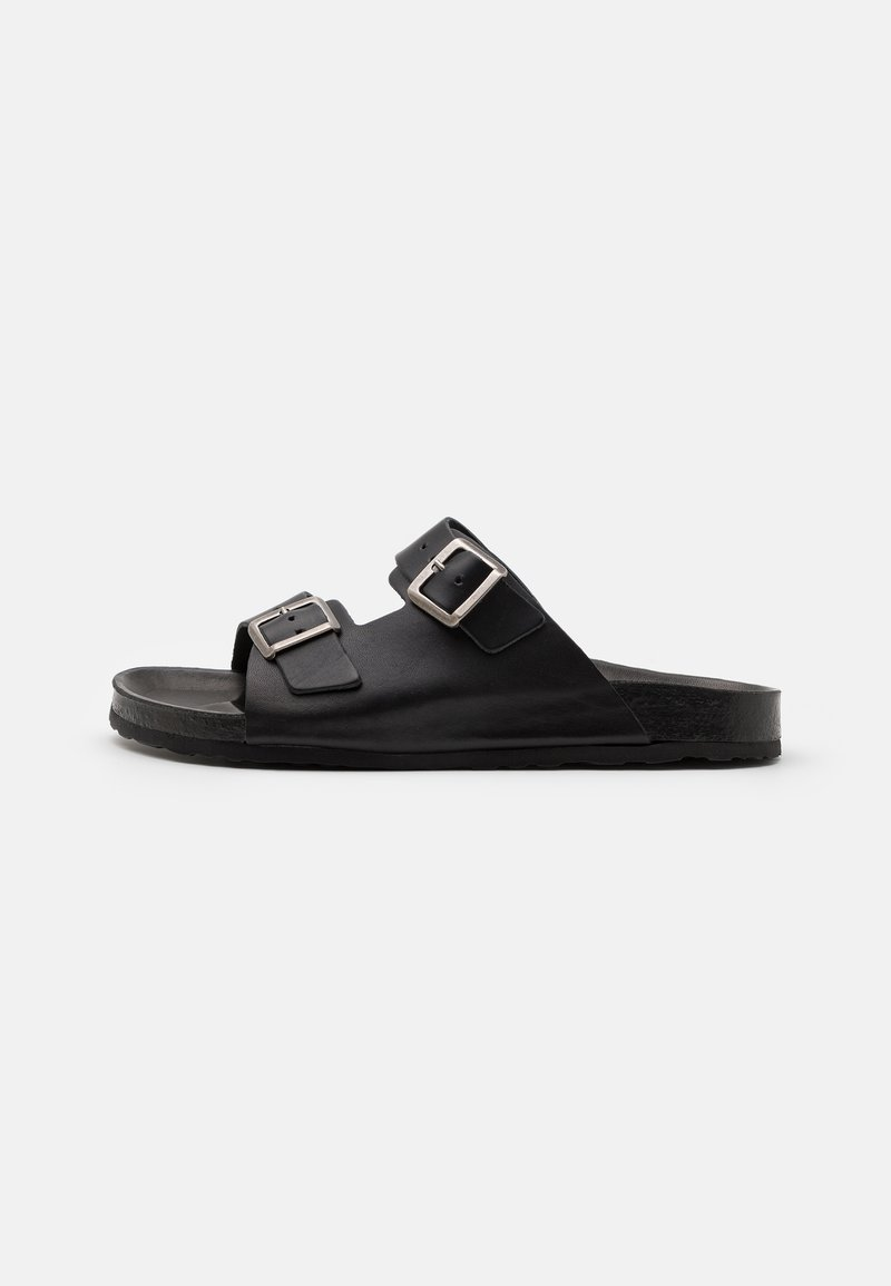 Bianco - BIACEDAAR - Pantofle - black