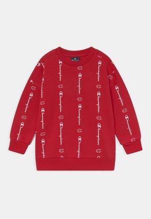 AMERICAN CLASSICS CREW NECK UNISEX - Bluza - red