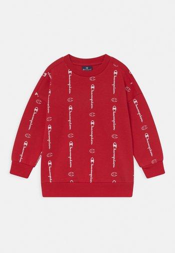 AMERICAN CLASSICS CREW NECK UNISEX - Sweatshirt - red
