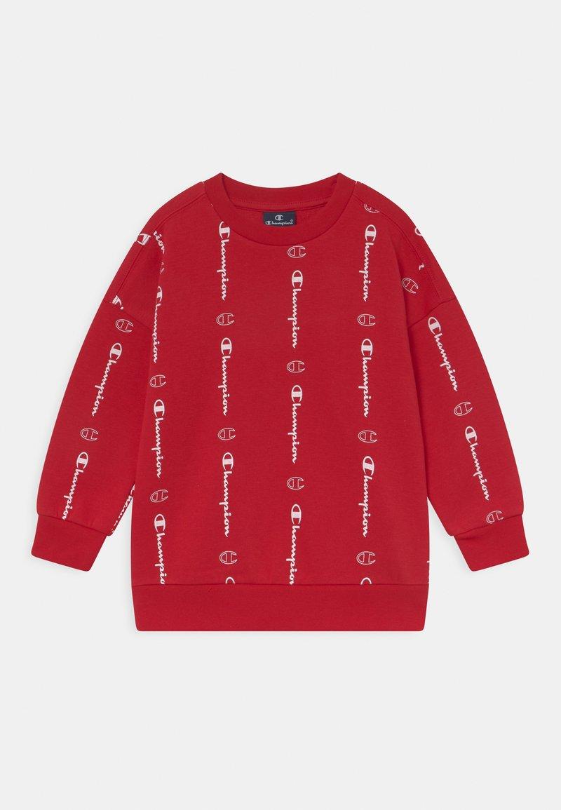 Champion - AMERICAN CLASSICS CREW NECK UNISEX - Sweatshirt - red