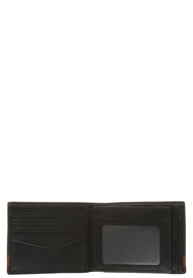 Fossil QUINN - Geldbörse - black/schwarz - Herrentaschen rYbkh