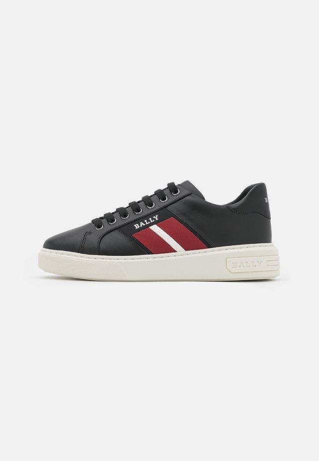 MYLTON - Sneakersy niskie - black