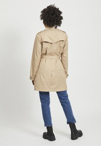 Vila - VIMOVEMENT - Trenchcoat - beige - 2