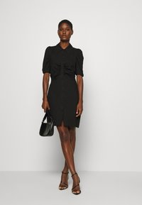 Pieszak - VENICE DRESS - Shirt dress - black - 1