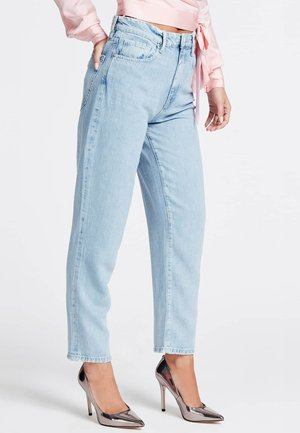Relaxed fit jeans - himmelblau