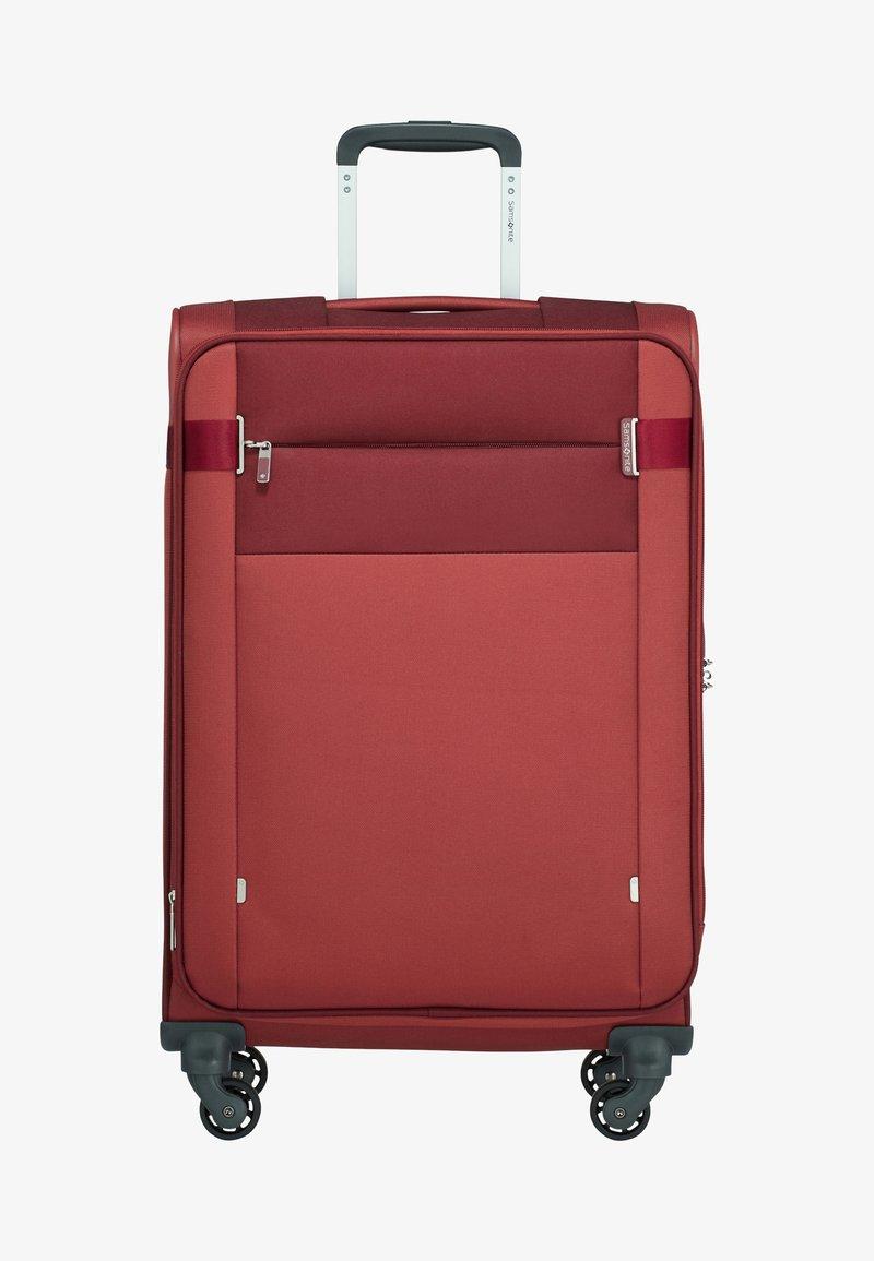 Samsonite - CITYBEAT - Wheeled suitcase - bordeaux