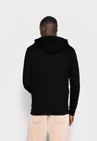 Jack & Jones - JJEHOLMEN - Zip-up sweatshirt - black/reg fit - 2