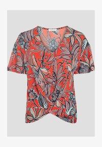 Cache Cache - Print T-shirt - rouge - 4