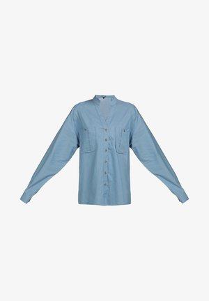 DREIMASTER BLUSE - Košile - blue