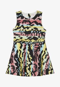 Missoni Kids - DRESS - Vestito di maglina - black - 2