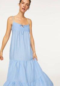 OYSHO - Maxi dress - light blue - 2