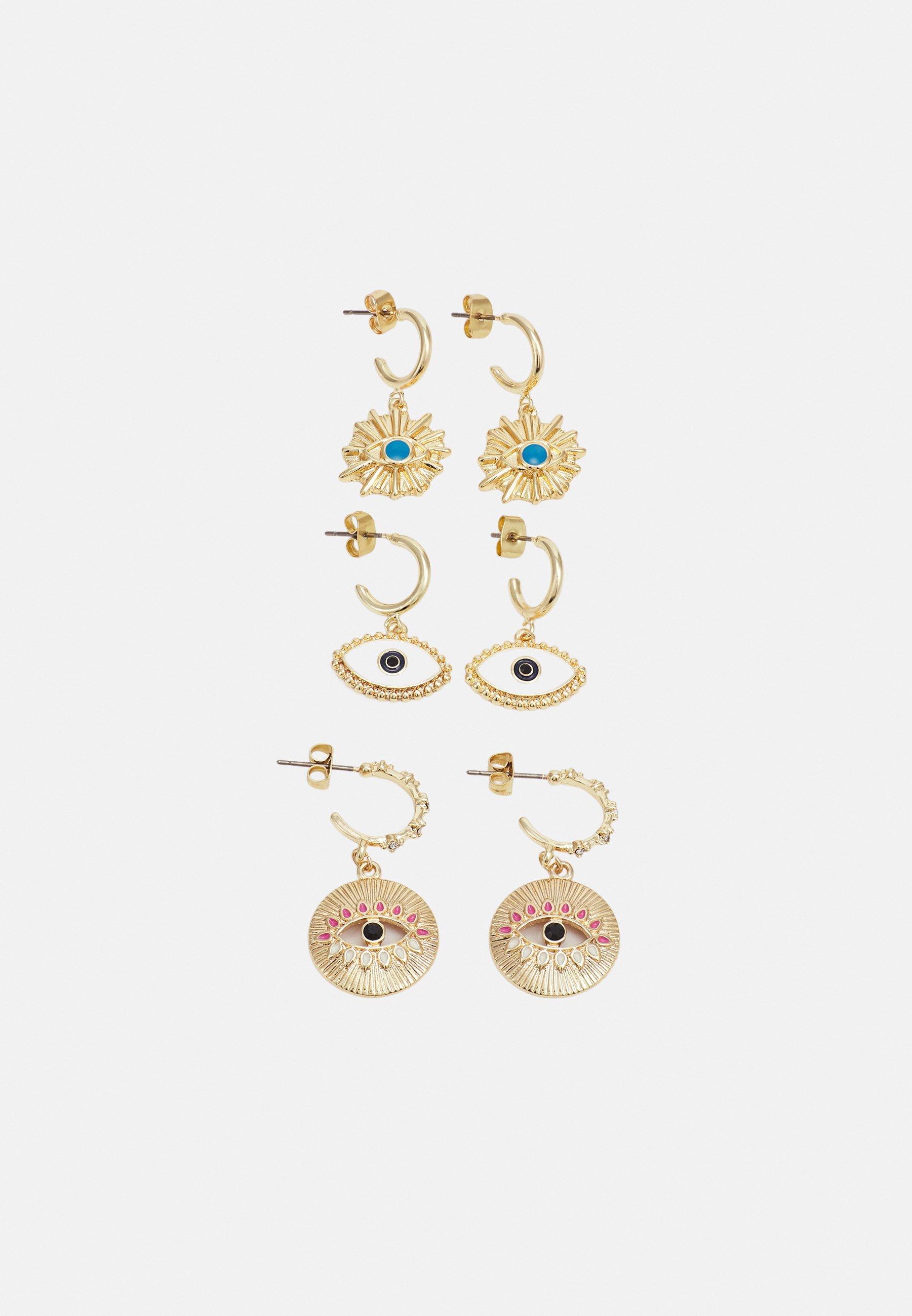 Women PCLAMAIA EARRINGS 3 PACK - Earrings
