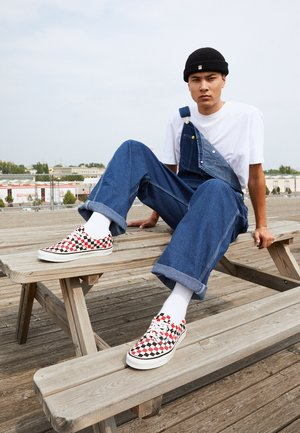 ANAHEIM ERA 95 DX UNISEX - Trainers - offwhite/red/black