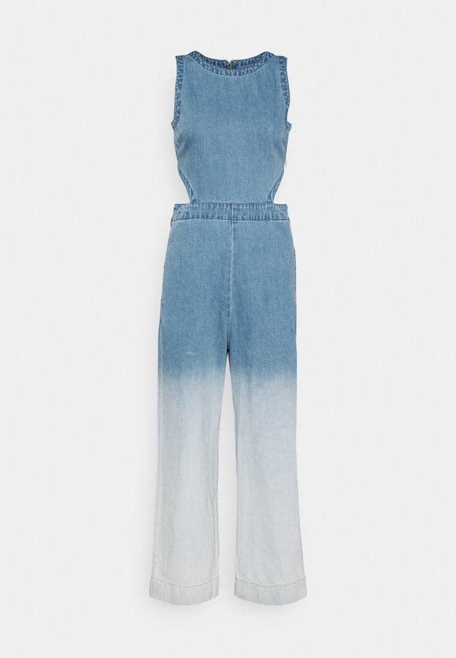 GEORGIA - Jumpsuit - classic blue fade