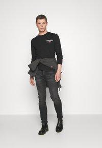 Napapijri - S-ICE  - Maglietta a manica lunga - black - 1