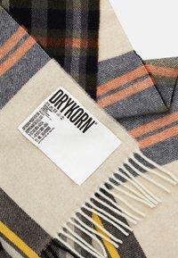 DRYKORN - OSBY - Scarf - beige/blue/brown - 2
