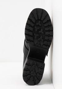 Koi Footwear - VEGAN - Platform heels - black - 6