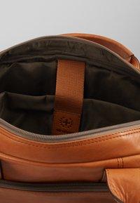 Strellson - HYDE PARK BRIEFBAG - Briefcase - cognac - 3