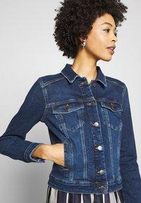 Q/S designed by - Denim jacket - blue denim - 3
