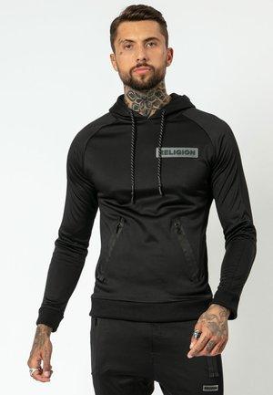 SHADOW  - Bluza z kapturem - black