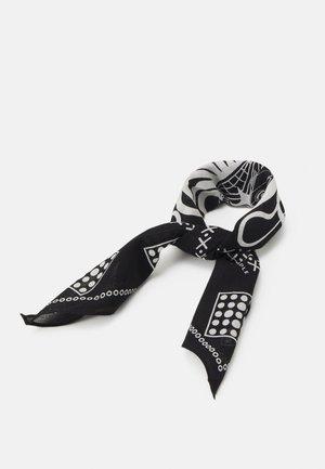 ONSHAYS BANDANA UNISEX - Foulard - black/white