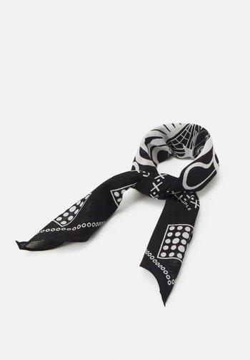 ONSHAYS BANDANA UNISEX - Huivi - black/white