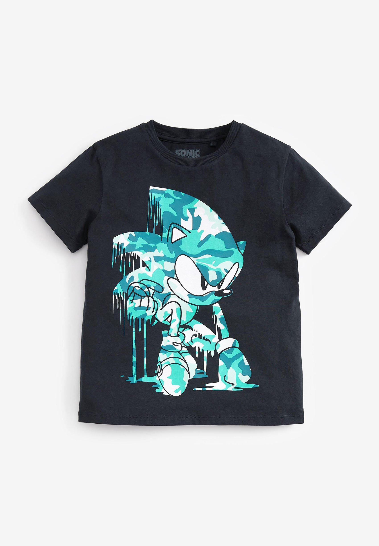 Kinder CAMOUFLAGE SONIC - T-Shirt print