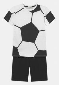 OVS - SET - Print T-shirt - brilliant white - 0