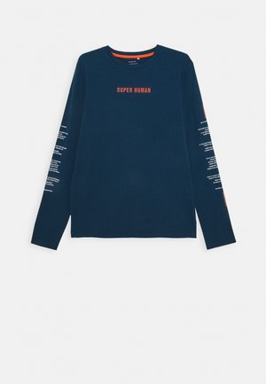NKMKADAR - Long sleeved top - gibraltar sea