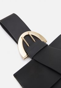 ZAC Zac Posen - BUCKLE WRISTLET - Clutch - black - 4