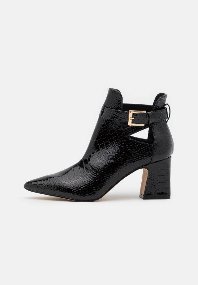ADELINA - Boots à talons - black