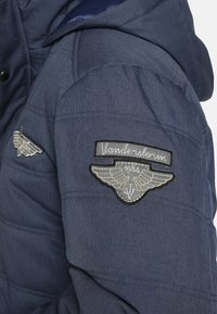 Jan Vanderstorm - JUHAPEKKA - Winter jacket - blue - 2