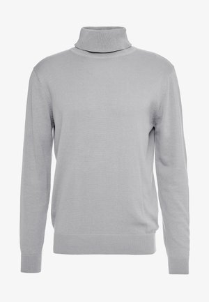 HUME - Jumper - dark grey marl
