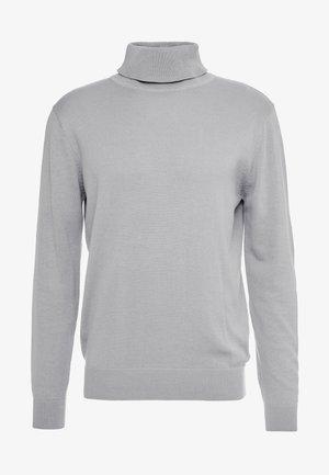 HUME - Pullover - dark grey marl