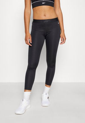 COMMERCIAL WORKOUT READY SPEEDWICK - Legging - night black