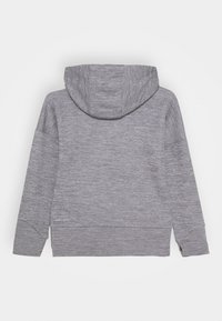 Nike Sportswear - THERMA HOODED - Hættetrøjer - carbon heather - 1