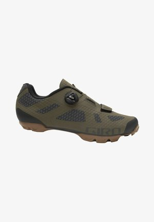 RINCON - Cycling shoes - olive
