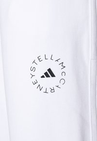 adidas by Stella McCartney - PANT - Tracksuit bottoms - white - 7