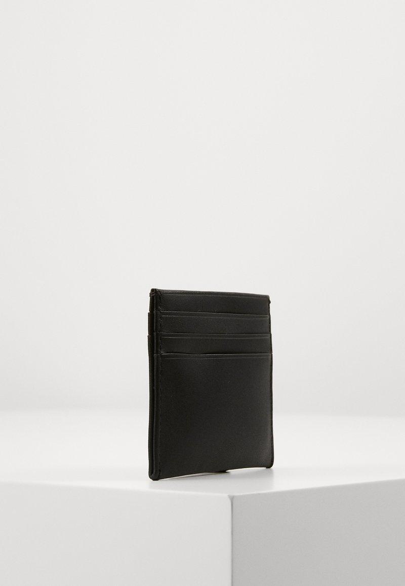 Calvin Klein Jeans - CARDCASE - Peněženka - black