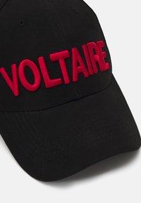 Zadig & Voltaire - KLELIA MAXY  - Cap - noir - 5