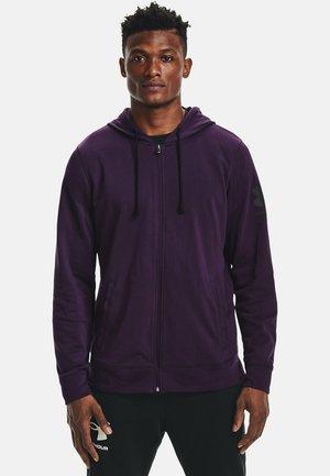 RIVAL TERRY FZ HD - Sweatjacke - dark purple