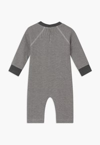 Turtledove - BADGED COSY PLAYSUIT BABY - Jumpsuit - grey - 1