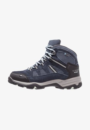 BANDERA II WP  - Hiking shoes - cornflower/sprout