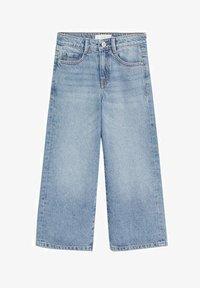 Mango - CULOTTE8 - Jeans Straight Leg - middenblauw - 0
