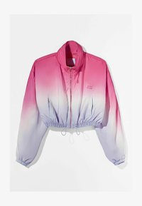 Bershka - Light jacket - pink - 4