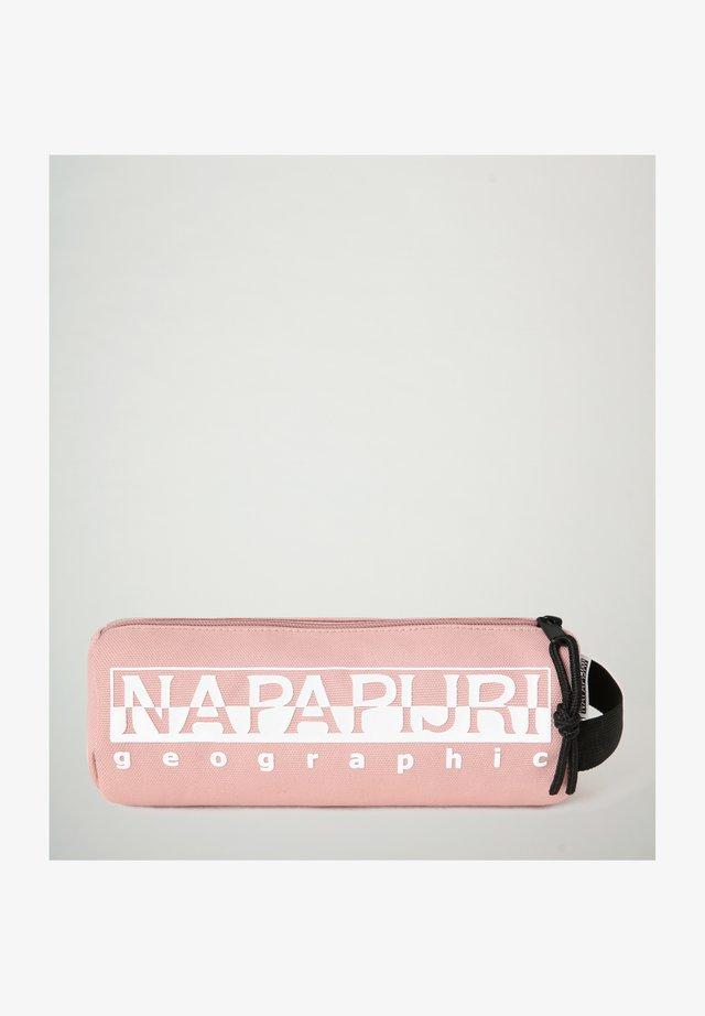 HAPPY  TANGO - Pencil case - pink woodrose