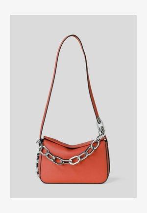 Handbag - tangerine