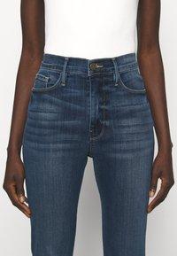 Frame Denim - LE SYLVIE SLENDER - Straight leg jeans - stallion - 5