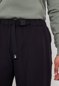 The North Face - EXPLORATION CONVERTIBLE PANT - Trousers - black - 8