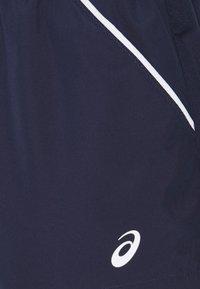 ASICS - COURT SHORT - Korte sportsbukser - peacoat/brilliant white - 2